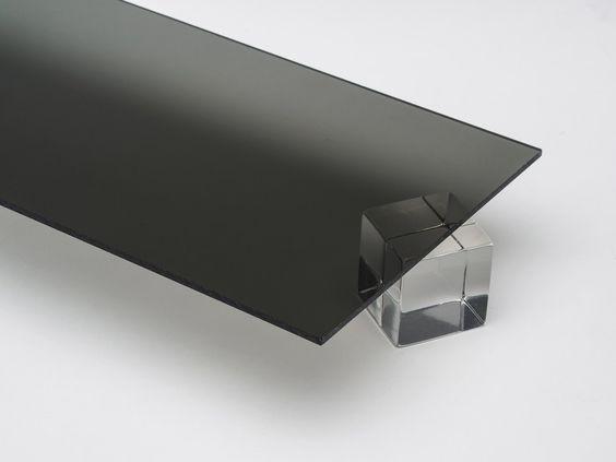 Gray Smoke Acrylic Sheet Canal Plastics Center Acrylic Sheets Acrylic Tube Colored Acrylic Sheets