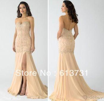 long unique prom dresses - Google Search