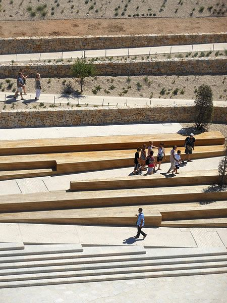 Marseille and forts on pinterest for Agence aps paysage