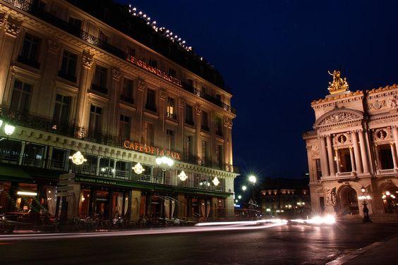 Cafe de la Paix  12 Boulevard des Capucines-75009