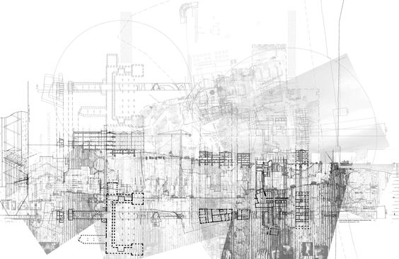 Constructing Amidst Fragments Of The Historic City Quarrying InfraStructure Marseille France By Andrew Morris