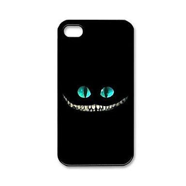 Alice no País das Maravilhas padrão plástico rígido caso para o iPhone 4/4S – BRL R$ 18,07