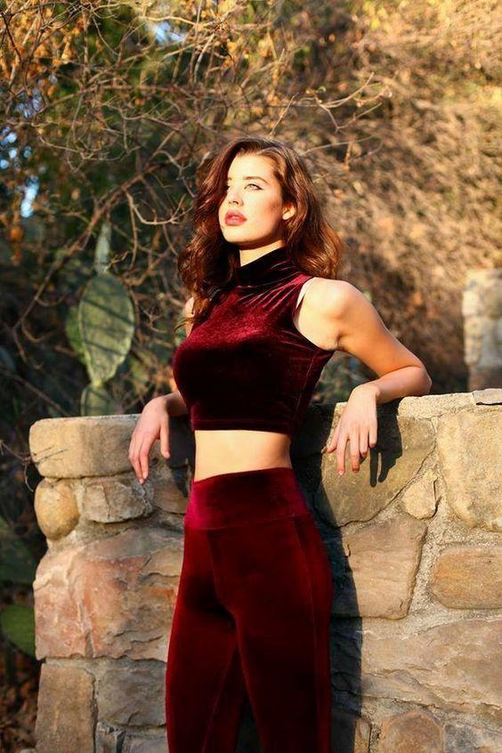 Sarah McDaniel la mujer con heterocromía mas hermosa