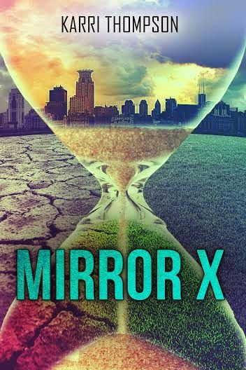Cover Reveal! Mirror X by Karri Thompson