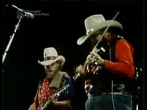 The Devil Went Down To Georgia (original version) - The Charlie Daniels Band