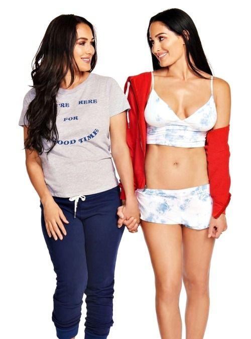 The Bella Twins For Birdiebee Nikki Brie Bella Nikki