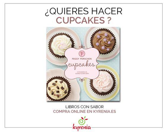 Libro de recetas para cupcakes
