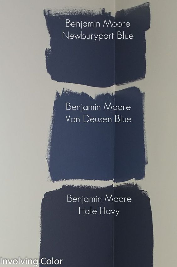 Benjamin Moore navy blue paint color ideasBenjamin Moore navy blue paint color ideasinvolvingcolor.co...