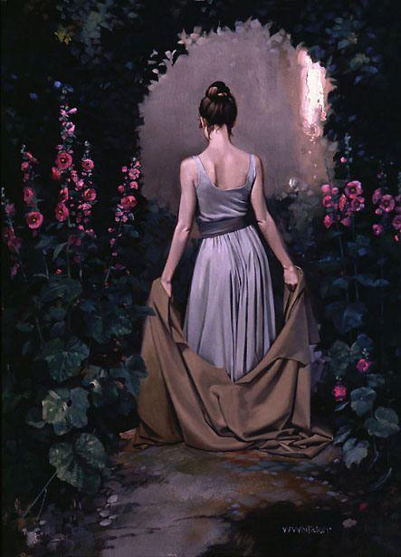 Santa Fe Garden - William Whitaker