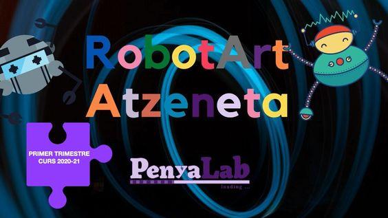 RobotArt Atzeneta 2020