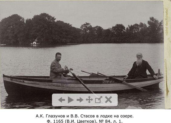 Aleksandr Konstantinovitch Glazounov - Page 3 E77bd92ae4467b3beebb7decb78a15e0