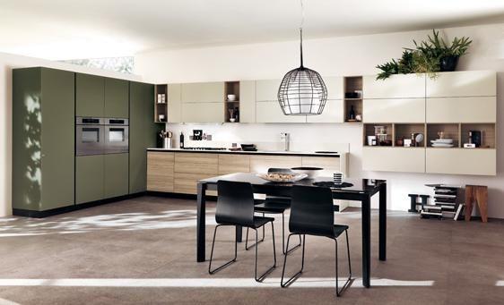 Scavolini LiberaMente | Kitchens I would cook in | Pinterest ...