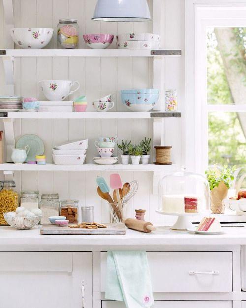 Die besten 17 Bilder zu Mutfak auf Pinterest Ferienhäuschen - küche dekorieren ideen