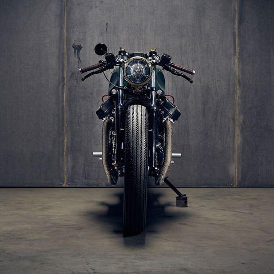 L'atelier Australian PopBang Classics vient de construire l'un des meilleurs custom Honda CX500s jamais vu.