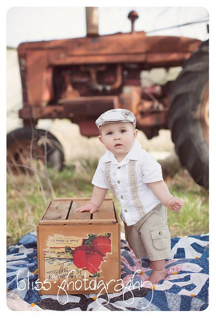 Sweet vintage styled session