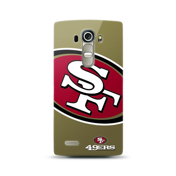 Mizco Lg G4 Nfl Oversized Snapback Tpu Case San Francisco 49ERS #Mizco International