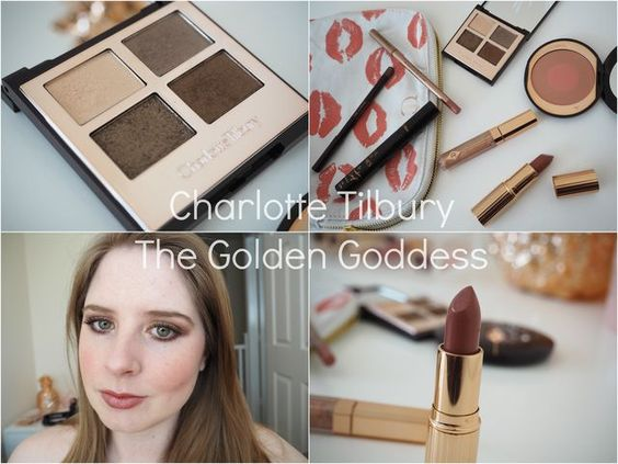 If you read my recent Charlotte Tilbury post, you will have seen that I was kindly gifted The Golden Goddess Kit (£165 at CharlotteTilbury.com). I asked on Instagram, @suzyheartsbeauty if you're not a