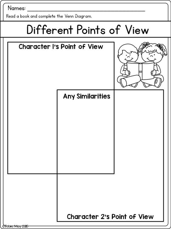 Point of View Activities