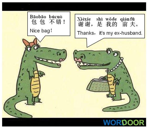 Hahahaha XD Chinese