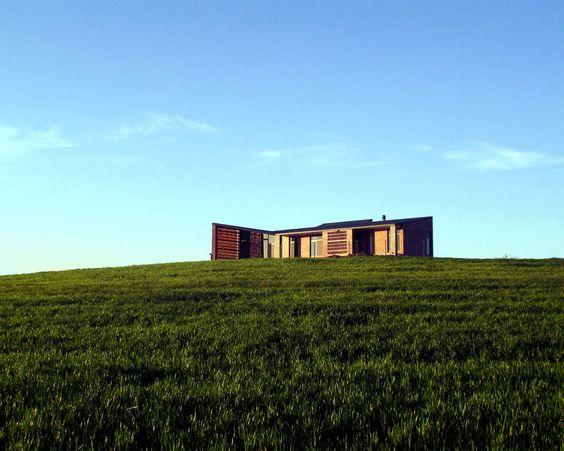 Gallery of Diamante House / Marsino Arquitectos Asociados - 1