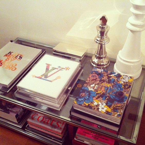 Book table is finally ready! - @chiaraferragni- #webstagram