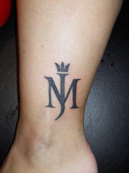 Michael Jackson tattoo ❤