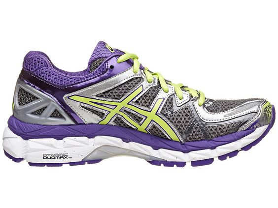 Asics Womens Gel Kayano 21 running shoe  $160