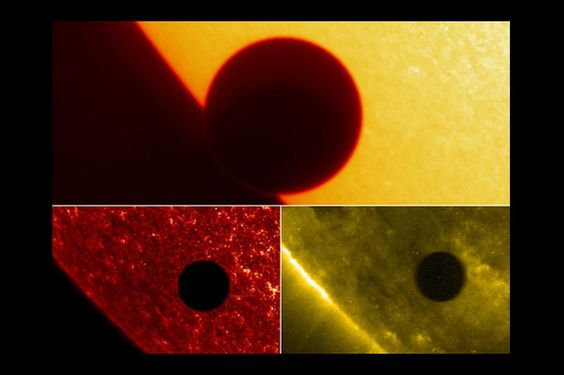 Before 2004, the most recent Venus transit occurred more than a century ago, in 1882, and was used to compute the distance from the Earth to the sun. On June 5, 2012, another Venus transit will occur. Scientists with NASA's Kepler mission hope to discover Earth-like planets outside our solar system by searching for transits of other stars by planets that might be orbiting them. The next Venus transit: Dec. 11, 2117.