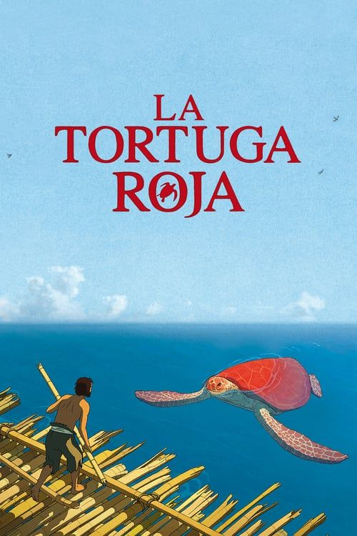 Ver The Red Turtle Pelicula Completa En Espanol Latino Mega Videos Linea Flixmovieshd Com The Red Turtle Animation Movie