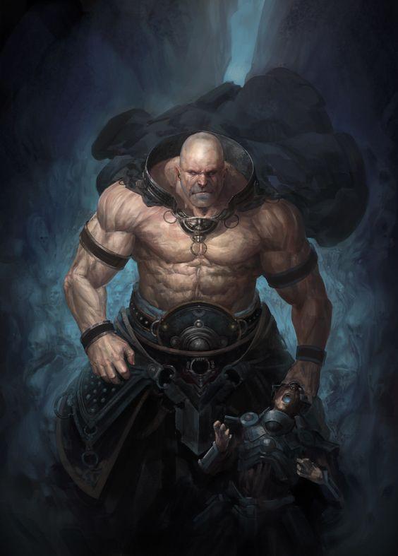 All Mighty, Dogan Oztel on ArtStation at https://www.artstation.com/artwork/all-mighty