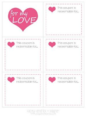 Make your own coupon book - quick and easy | Cool Crafting ...