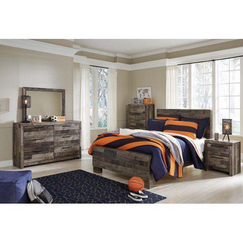 B200b4 In By Ashley Furniture In San Jose Ca Derekson Multi