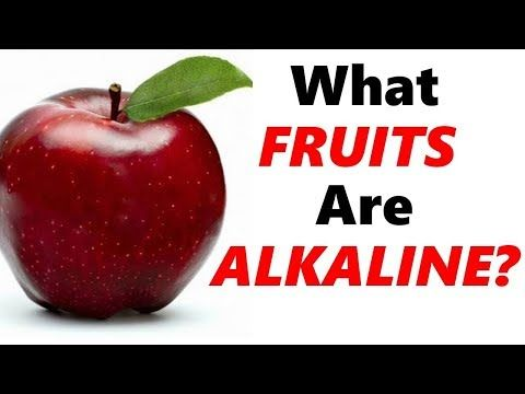 Youtube Benefits Of Organic Food Alkaline Fruits Fruits And