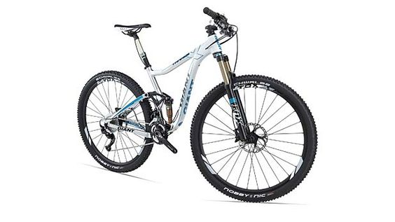 """Giant Trance X 29er 0 - The top reviewed bike of 2013!  """"All-Mountain Masterpiece"""""""