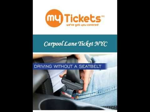 A Carpool Violation In Queens Or Anywhere In New York State Refers To The Illegal Use Of A High Occupancy Vehicle Hov Lane If You Traffic Lawyer Nyc Driving