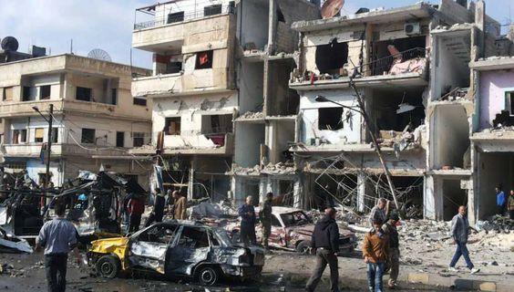 Más de 140 muertos en varios atentados en Damasco y Homs - http://diariojudio.com/noticias/mas-de-140-muertos-en-varios-atentados-en-damasco-y-homs/158294/