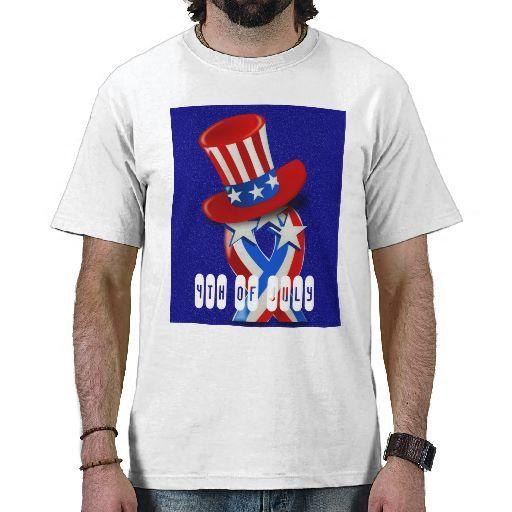 4th of july nike shirt