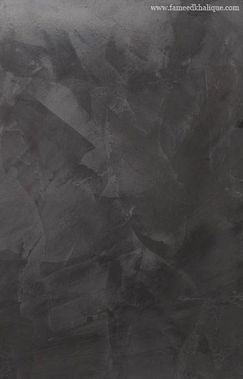 Fameed Khalique | Polished plaster
