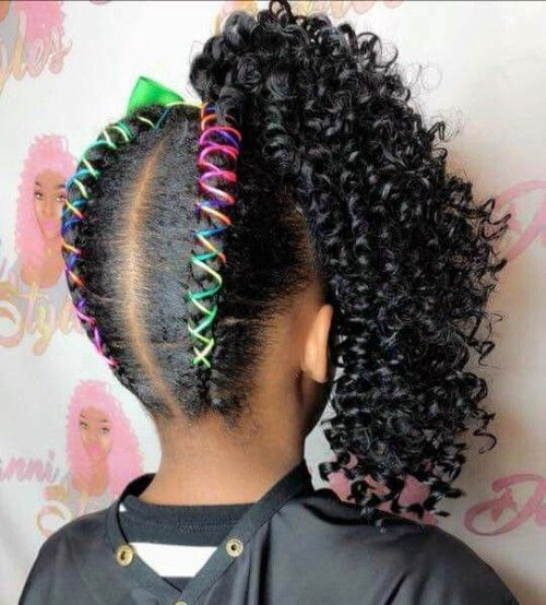 Best Images African American Girls Hairstyles New Natural Hairstyles Natural Hair Styles Girl Hairstyles Hair Styles