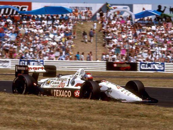 Michael Andretti fue el primero de dos pilotos que lograron tres victorias en Portland (FOTO: Pinterest)