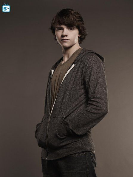 Joel Courtney as (Peter Moore) #TheMessengers