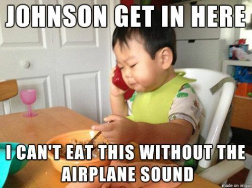 The best of the Business Baby meme (20 Photos)