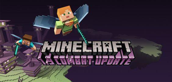 La versión 1.9 de Minecraft para PC llega con nuevas características y mejoradas mecánicas de combate - http://www.windowsnoticias.com/la-version-1-9-de-minecraft-para-pc-llega-con-nuevas-caracteristicas-y-mejoradas-mecanicas-de-combate/