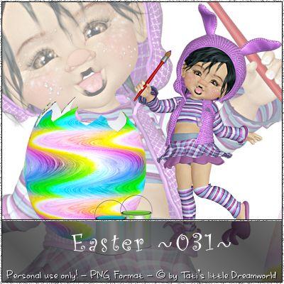 Tati's Little Dreamworld: Easter ~031~