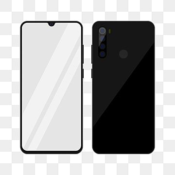 Redmi Note 8 Smartphone Mockup In Black Color Smartphone Mockup Phone Png And Vector With Transparent Background For Free Download In 2021 Cosmetics Banner Picture Frame Colors Mobile Logo