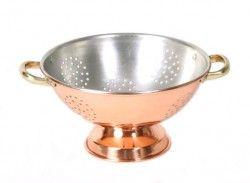 Coador de Cobre com Pé - Copper Masters Portugal