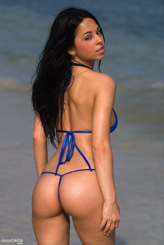 Bikini Hot Model Sexy Thong 108