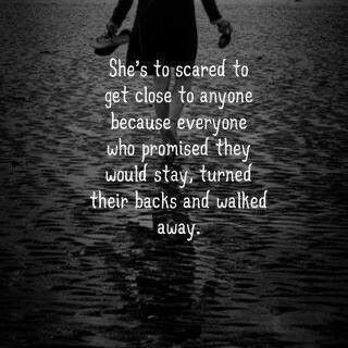 Broken Hearts...and broken promises, I pity every girl who has felt this, and every guy. Because it hurts.