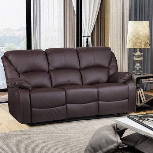 Reclining Love Seat Sofa Setc Couch For Living Room Bedroom Lounge