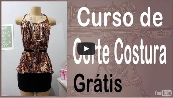 Corte e Costura passo-a-passo Blusa Fácil de Fazer – Blusa de Alça com Regulagem | Beleza Absoluta